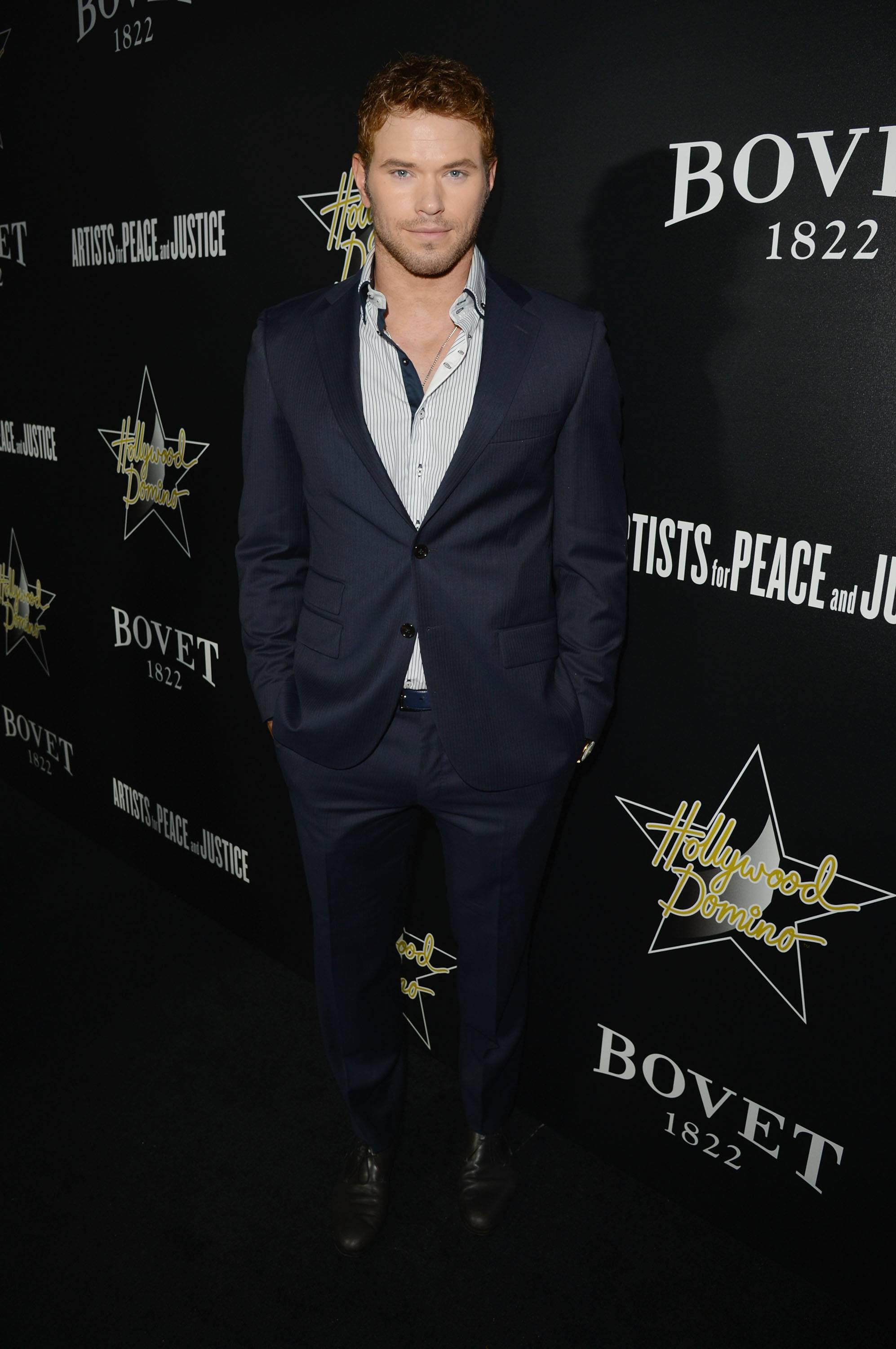 7th Annual Hollywood Domino And Bovet 1822 Gala Benefiting Artists For Peace And Justice - Red Carpet