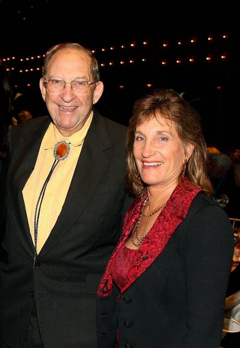 A1 Gala honorees Kirk Landon, Miami City Ballet Board of Directors, and Pamela Garrison