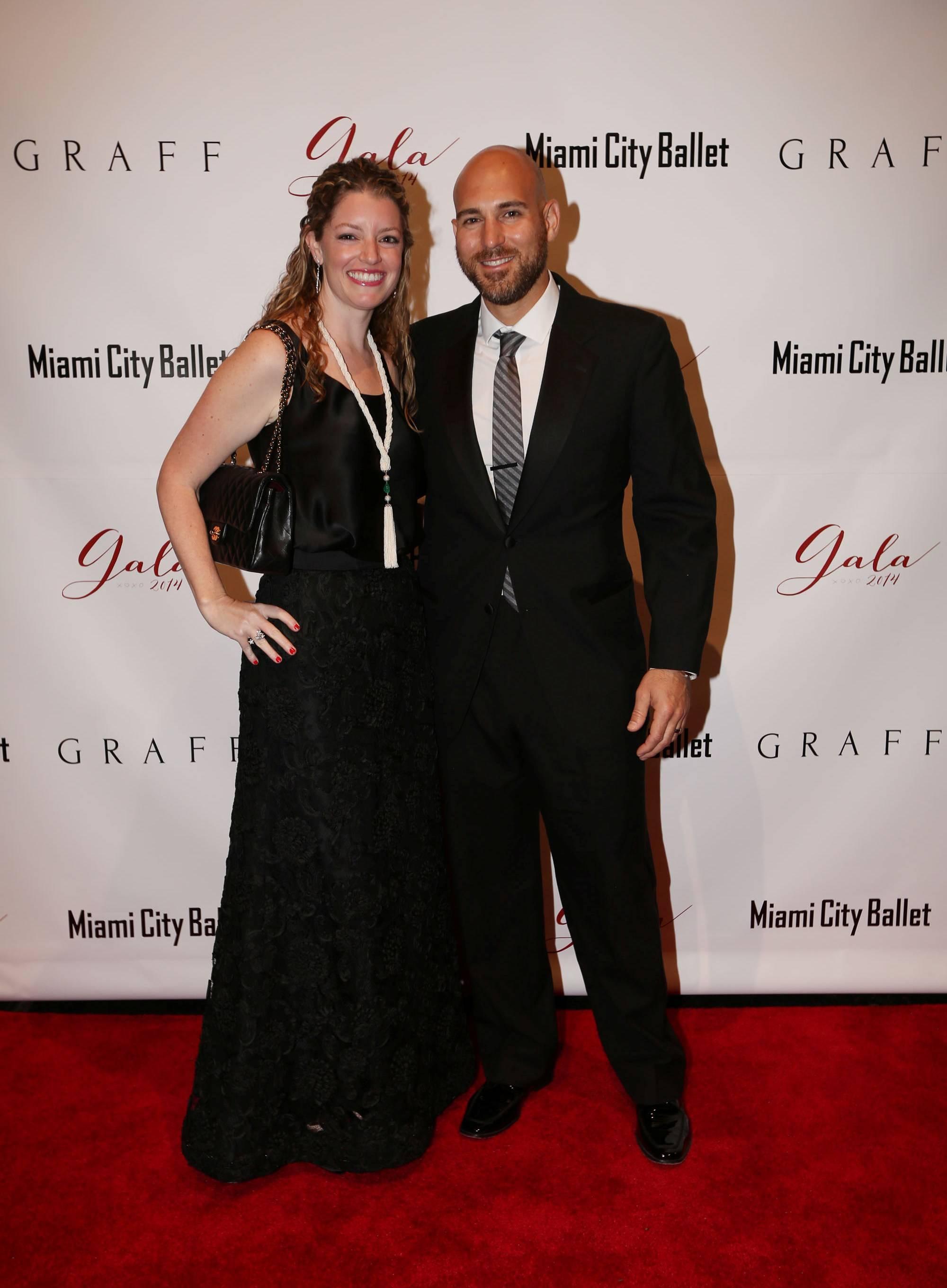 A1 Miami City Ballet Trustee Randi Wolfson Adamo & Chris Adamo_WRE