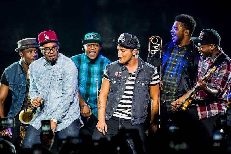 Bruno Mars performs at The Chelsea inside The Cosmopolitan of Las Vegas_Kabik_EG4V4821