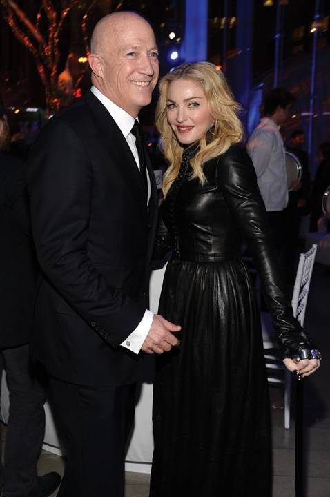 Bryan-Lourd-and-Madonna