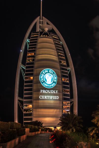 Burj Al Arab Green Certification
