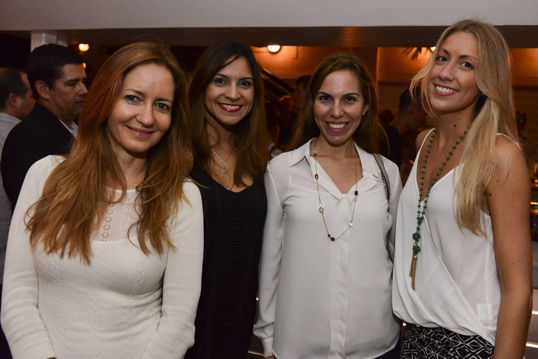 Carmen Somarrina, Maria Andreina Lopez, Jacqui Burkli, & Agustina Caif01