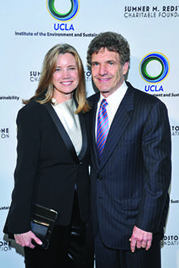 Cindy + Alan Horn