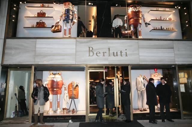 BERLUTI Madison Avenue Maison Opening