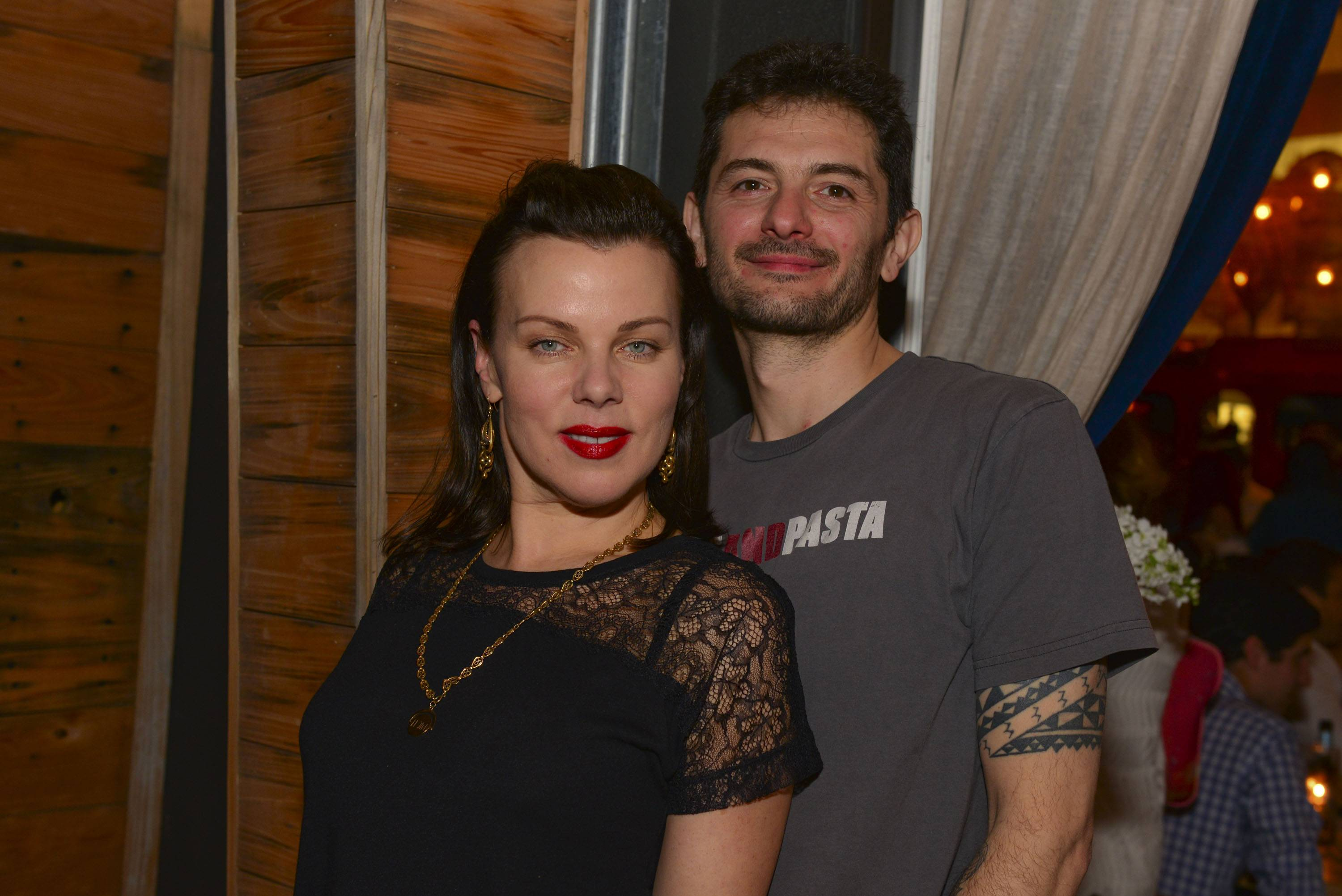 Debi Mazar & Gabriele Corcos at Buddha-Bar Pop Up at Seasalt and Pepper_by WorldRedEye.com