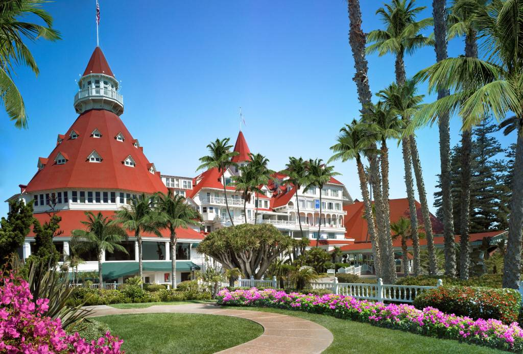 Courtesy of the Hotel de Coronado