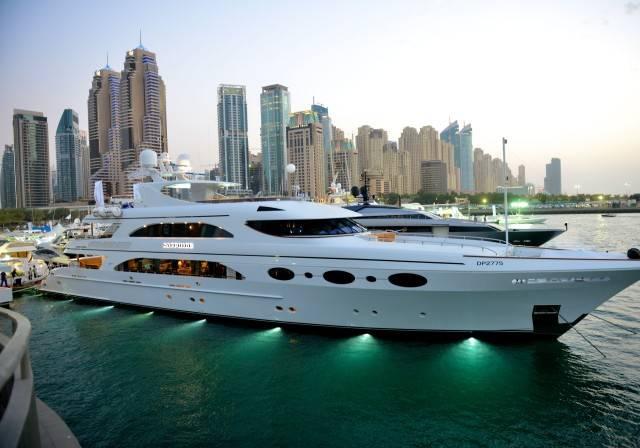 Dubai International Boat Show