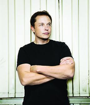 Elon Musk, credit SpaceX