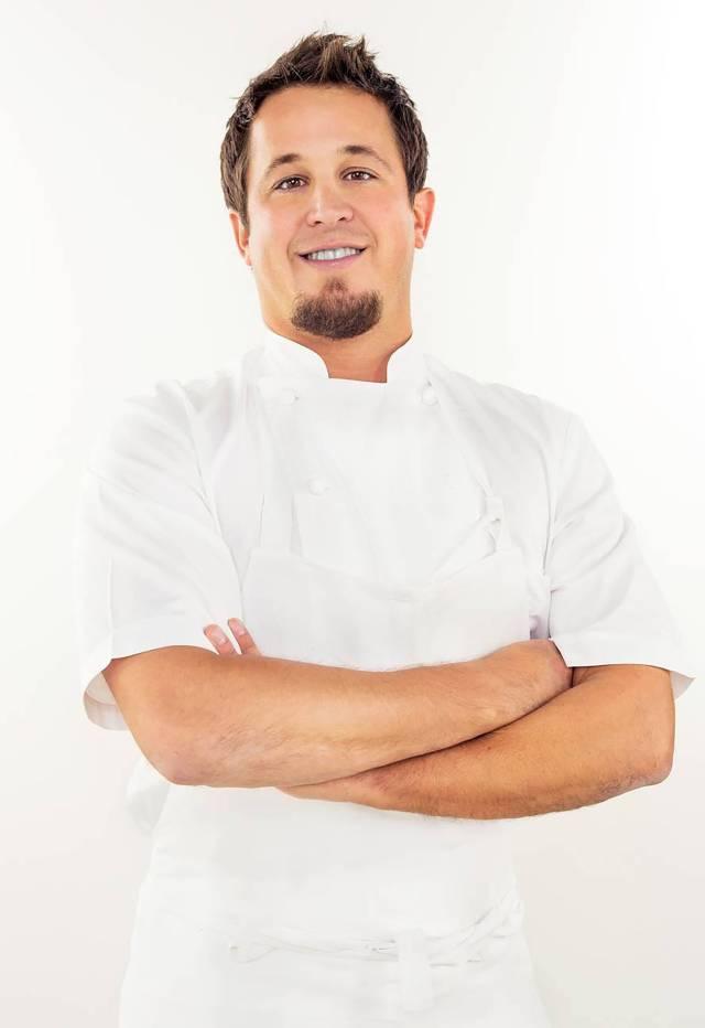 Executive Chef Danny Grant_1826 Restaurant & Lounge