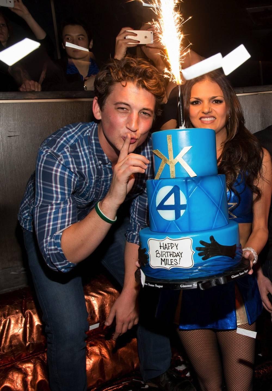 Hakkasan Nightclub_Miles Teller Birthday Cake 2