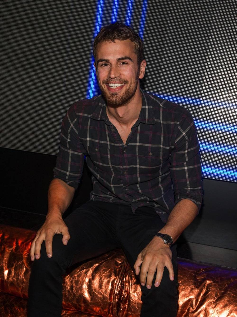 Hakkasan Nightclub_Theo James