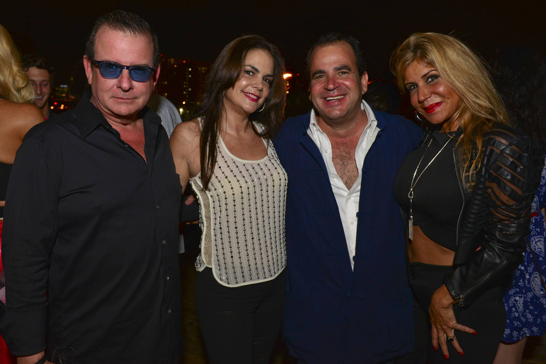Herman Echevarria, Zuly Delgado, Carlos Miranda, & Anna Miranda01