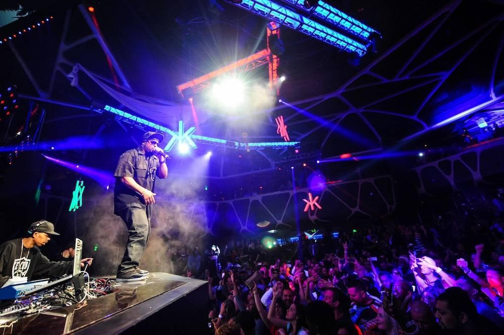 Ice Cube Performance 4_Hakkasan Nightclub
