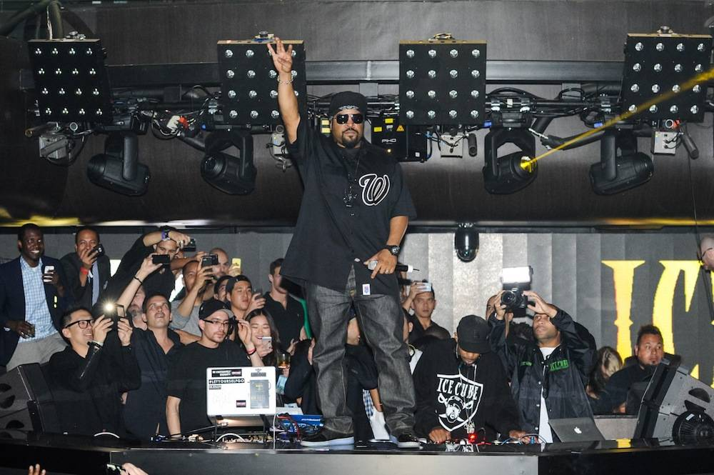 Ice Cube Performance 5_Hakkasan Nightclub