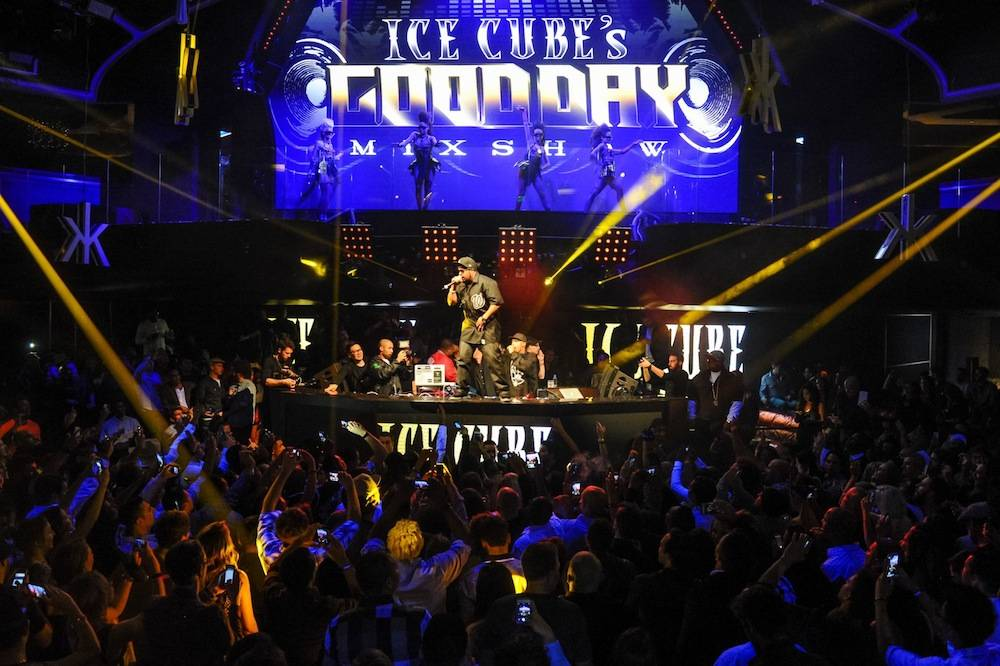 Ice Cube Performance_Hakkasan Nightclub