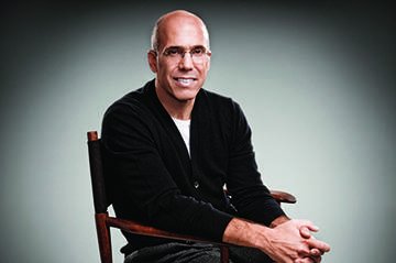 Jeffrey Katzenberg, courtesy of DreamWorks Animation