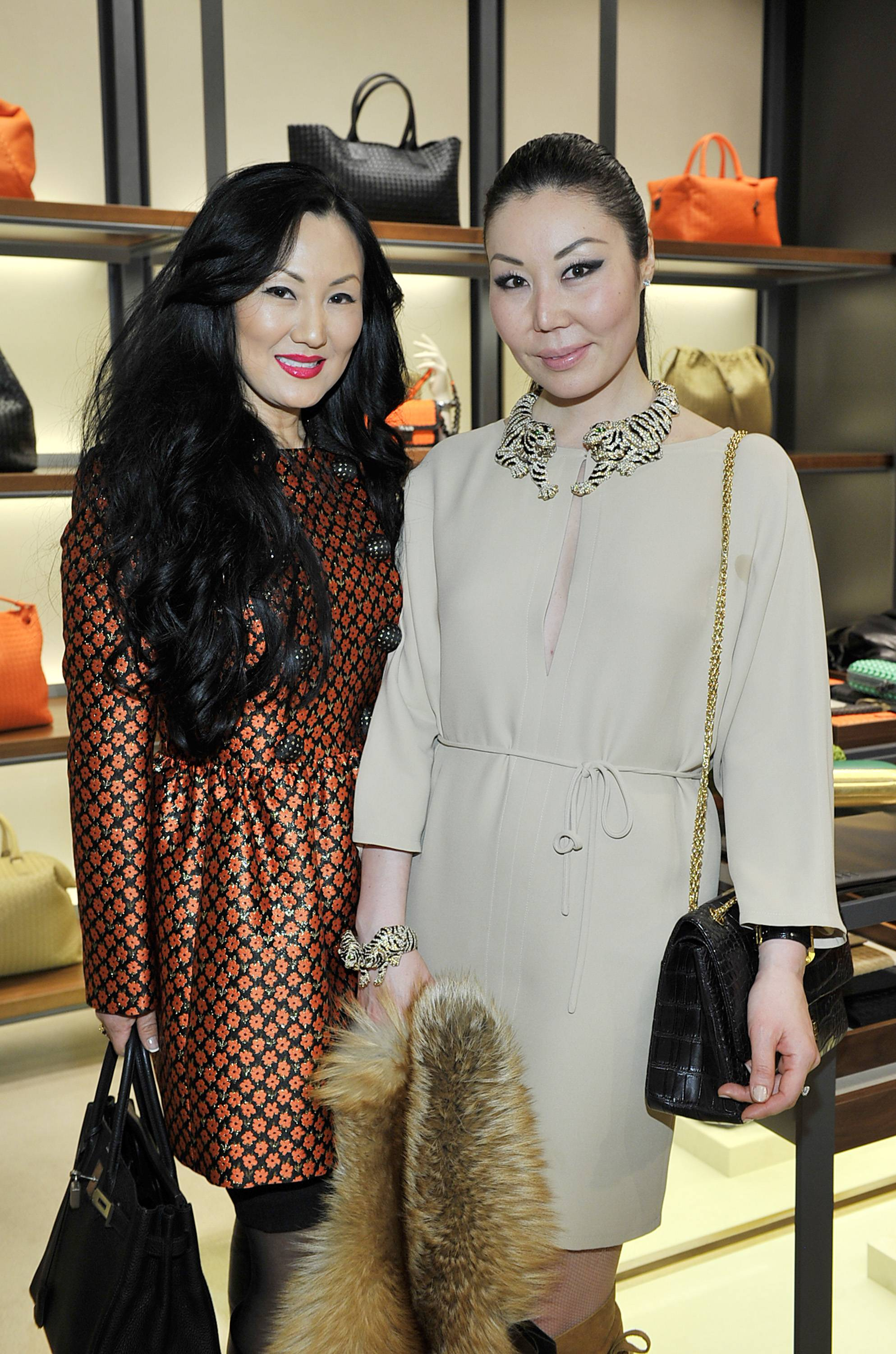 Judy Chang, Michelle Horowitz
