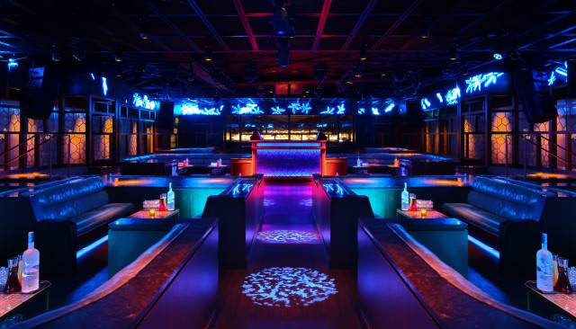 Haute Event Pink Throws An After Party At Hakkasan