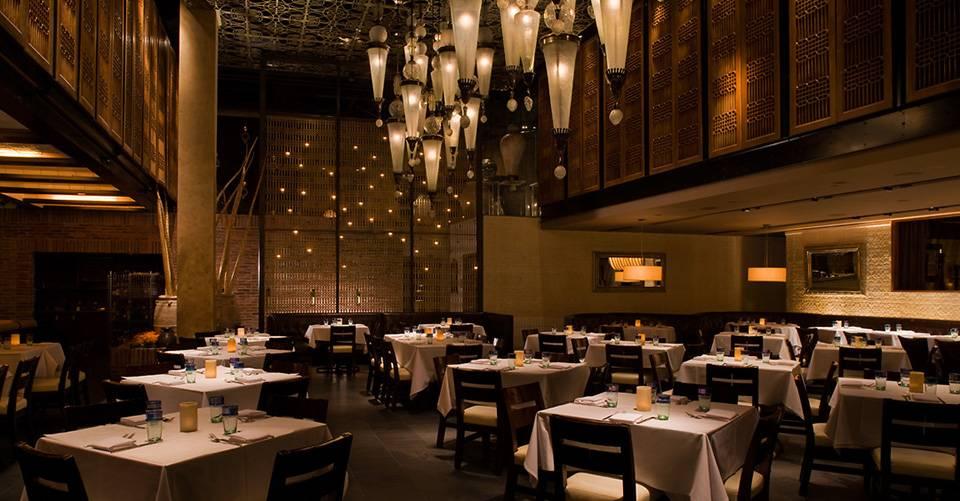 Lavo diningroom