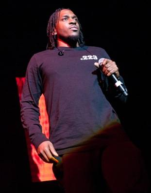 Pusha T_The Joint_Hard Rock Hotel & Casino_Photo credit Chase Stevens