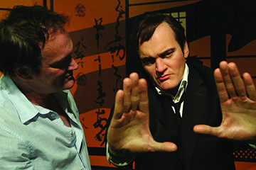 Quentin Tarantino, credit Rene Macura