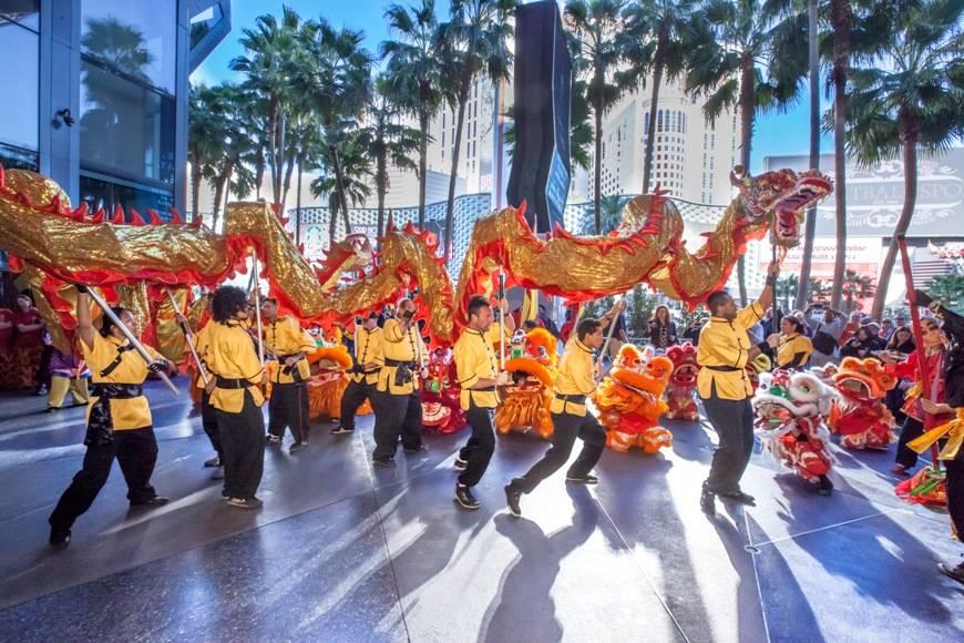 The Cosmopolitan of Las Vegas celebrates Chinese New Year_Donoghue Photo...