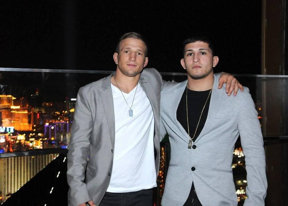 UFC Fighters at miX Lounge at Mandalay Bay 3 - 2.22.14