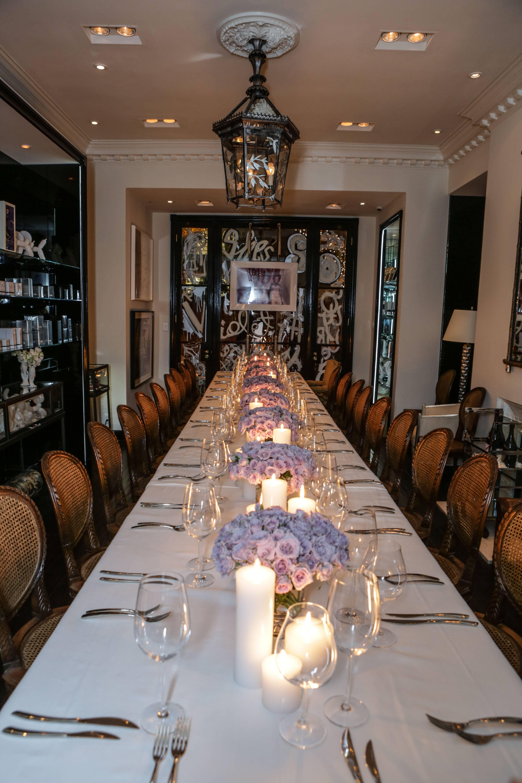 VioletGrey_She's So Violet Salon Dinner_Elizabeth Taylor_Atmosphere1
