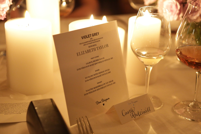 VioletGrey_She's So Violet Salon Dinner_Elizabeth Taylor_Atmosphere4