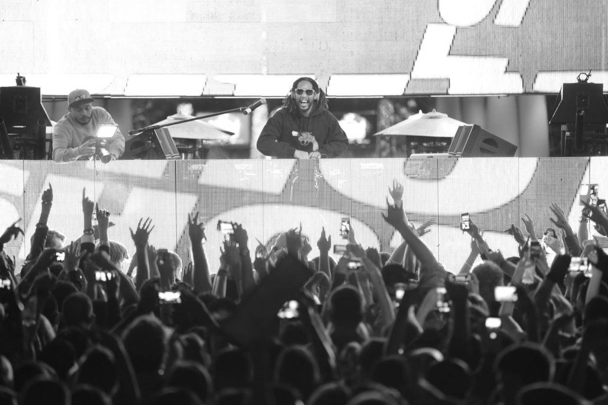 XS – Lil Jon – photo credit Danny Mahoney