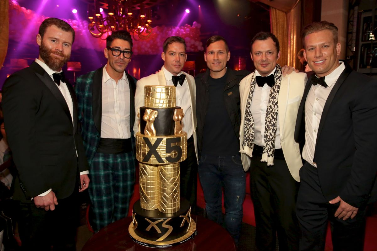 XS 5 year - John Wood - Ronn Nicolli - Jesse Waits - Kaskade - Yannick Mugnier - Eric White
