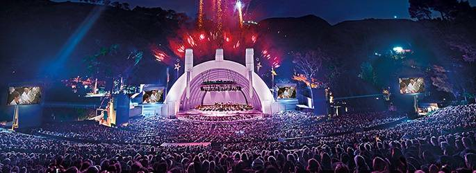 Image courtesy of the Hollywood Bowl