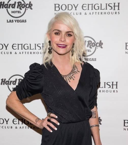 03.21_Taryn Manning on the red carpet_Body English Nightclub_Hard Rock Hotel & Casino Las Vegas_Photo credit Erik Kabik