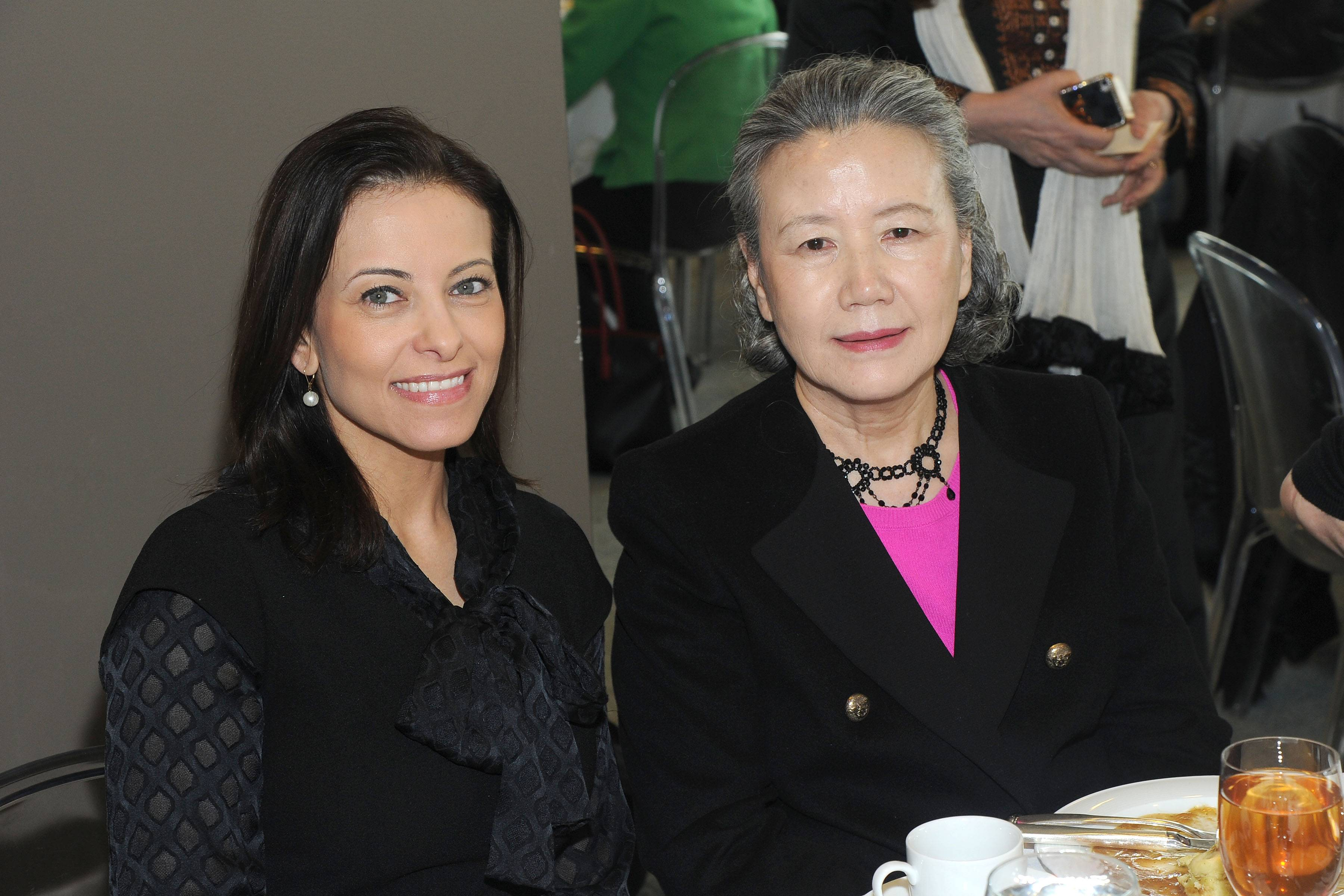 UN Women For Peace's Annual March in March 2014 Awards Luncheon