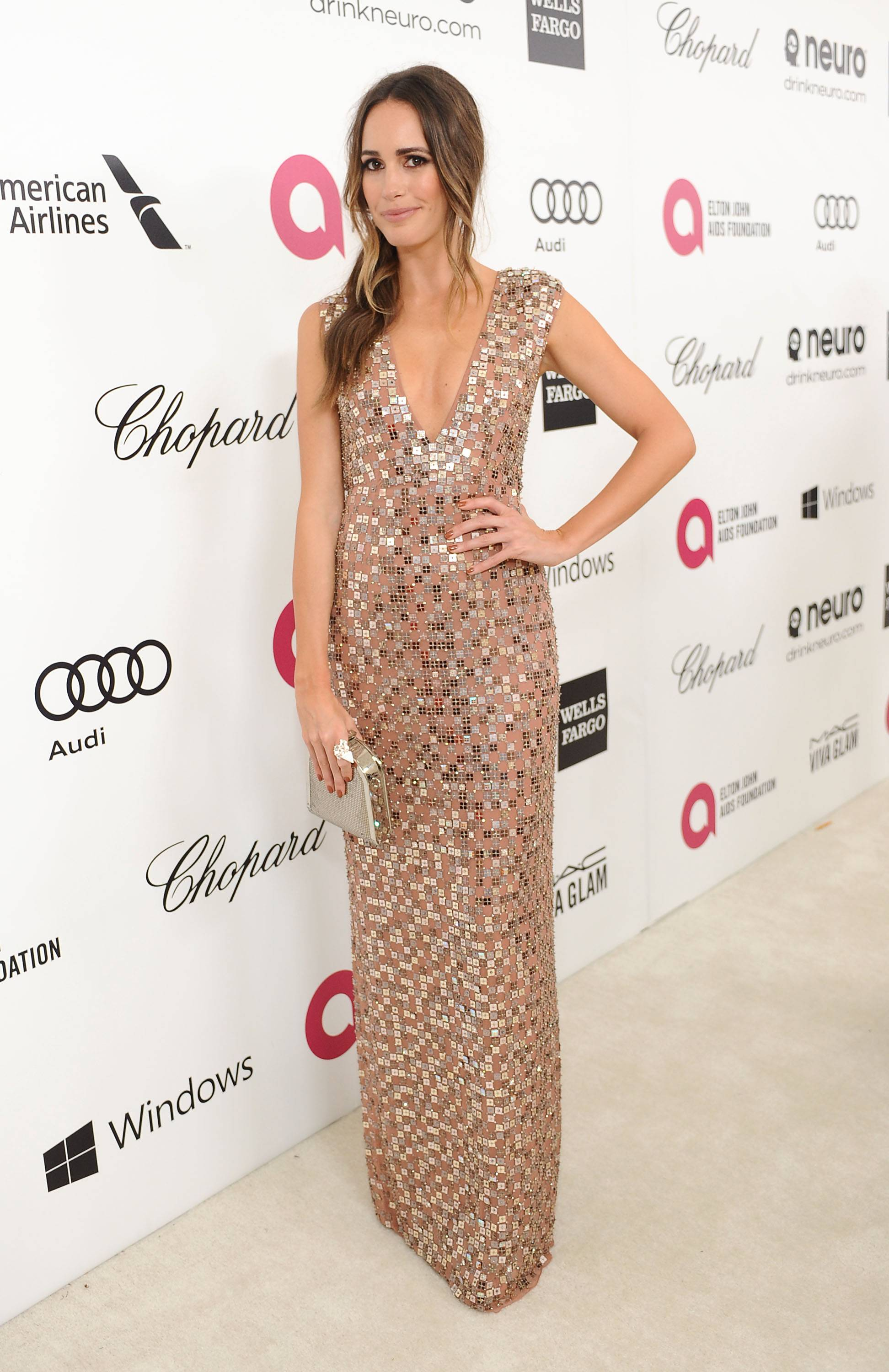 Chopard At 22nd Annual Elton John AIDS Foundation Academy Awards Viewing Party