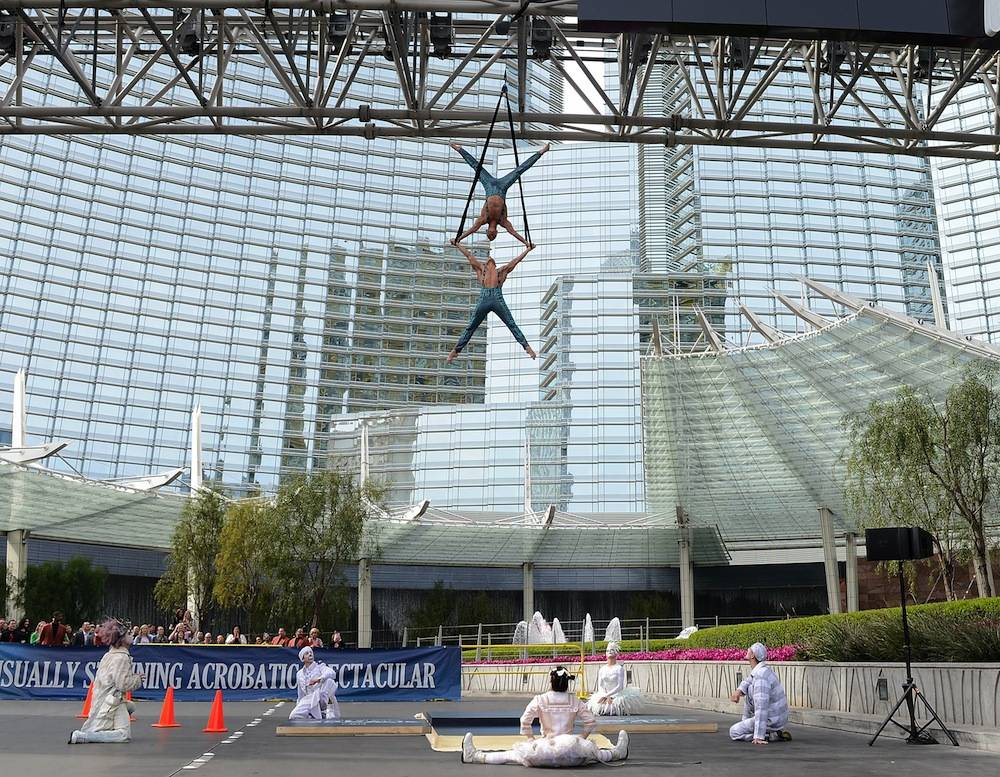 Zarkana By Cirque Du Soleil Unveils Reimagined Production At Aria Resort & Casino