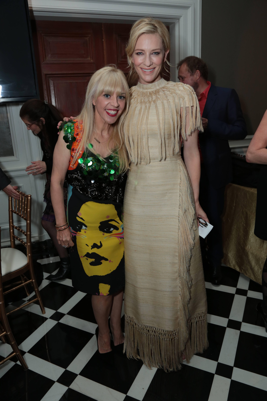 Catherine Martin, Cate Blanchett