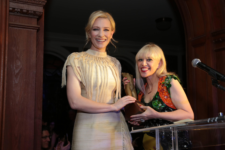 Cate Blanchett, Catherine Martin