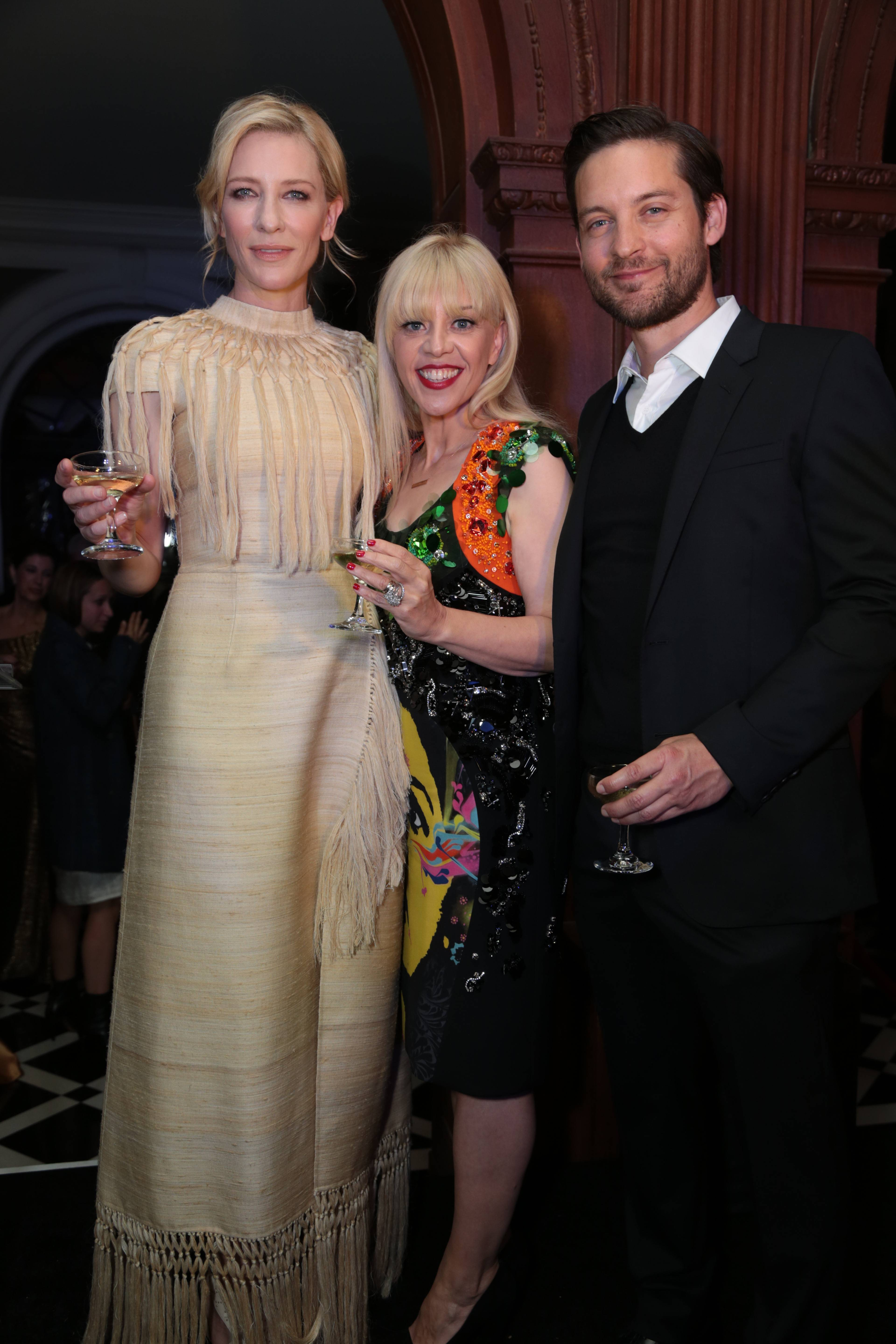 Cate Blanchett, Catherine Martin, Tobey Maguire
