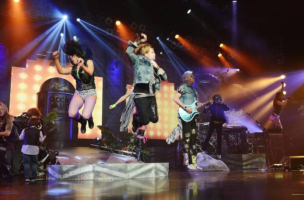 "Raiding The Rock Vault – ""Rockin' Revelations Night"" At The Las Vegas Hotel"