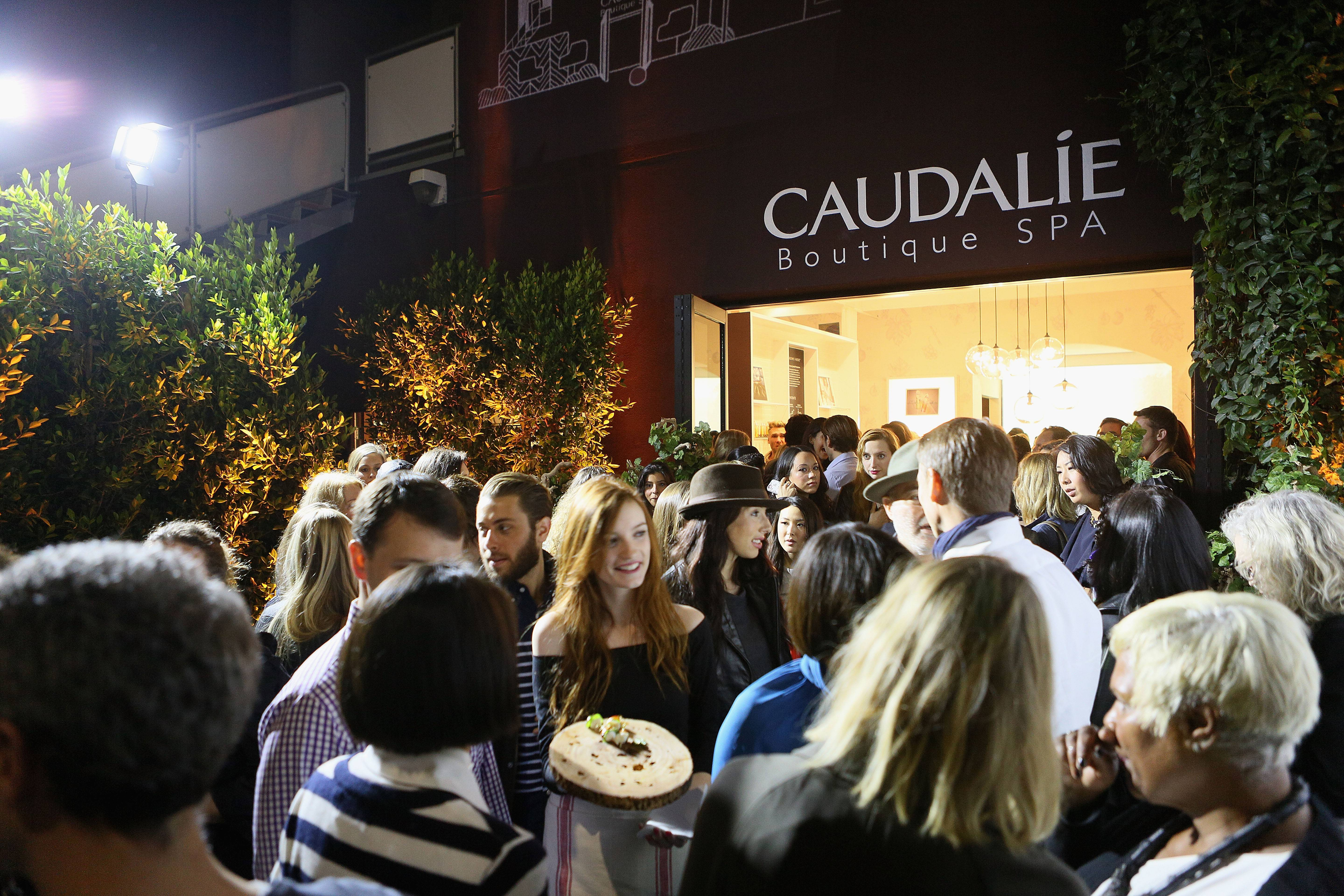 Caudalie Boutique Spa Grand Opening