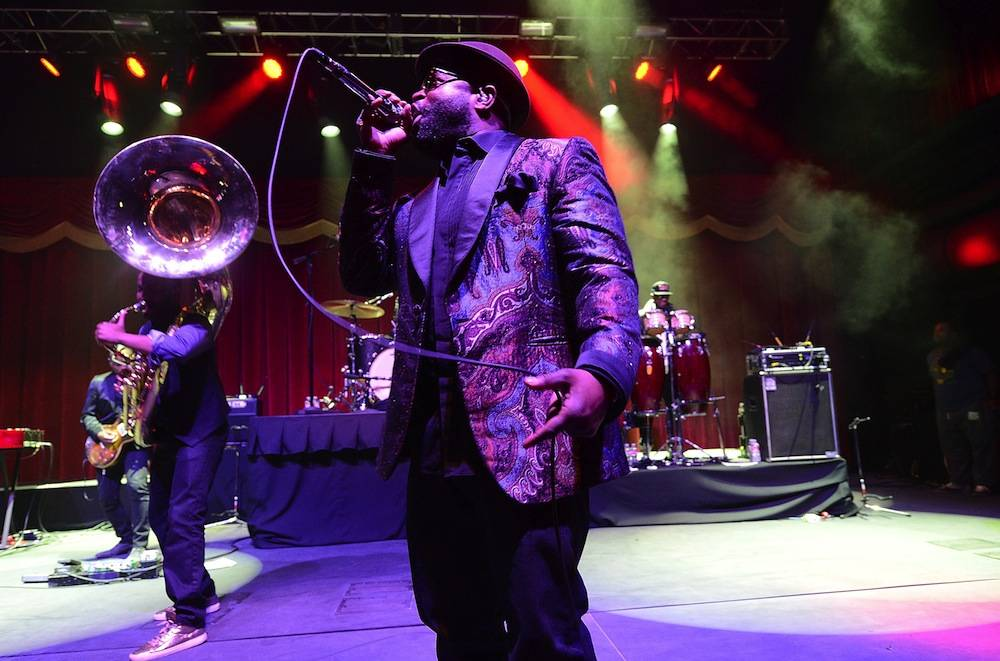 The Roots Kick Off Opening Weekend At The New Brooklyn Bowl Las Vegas