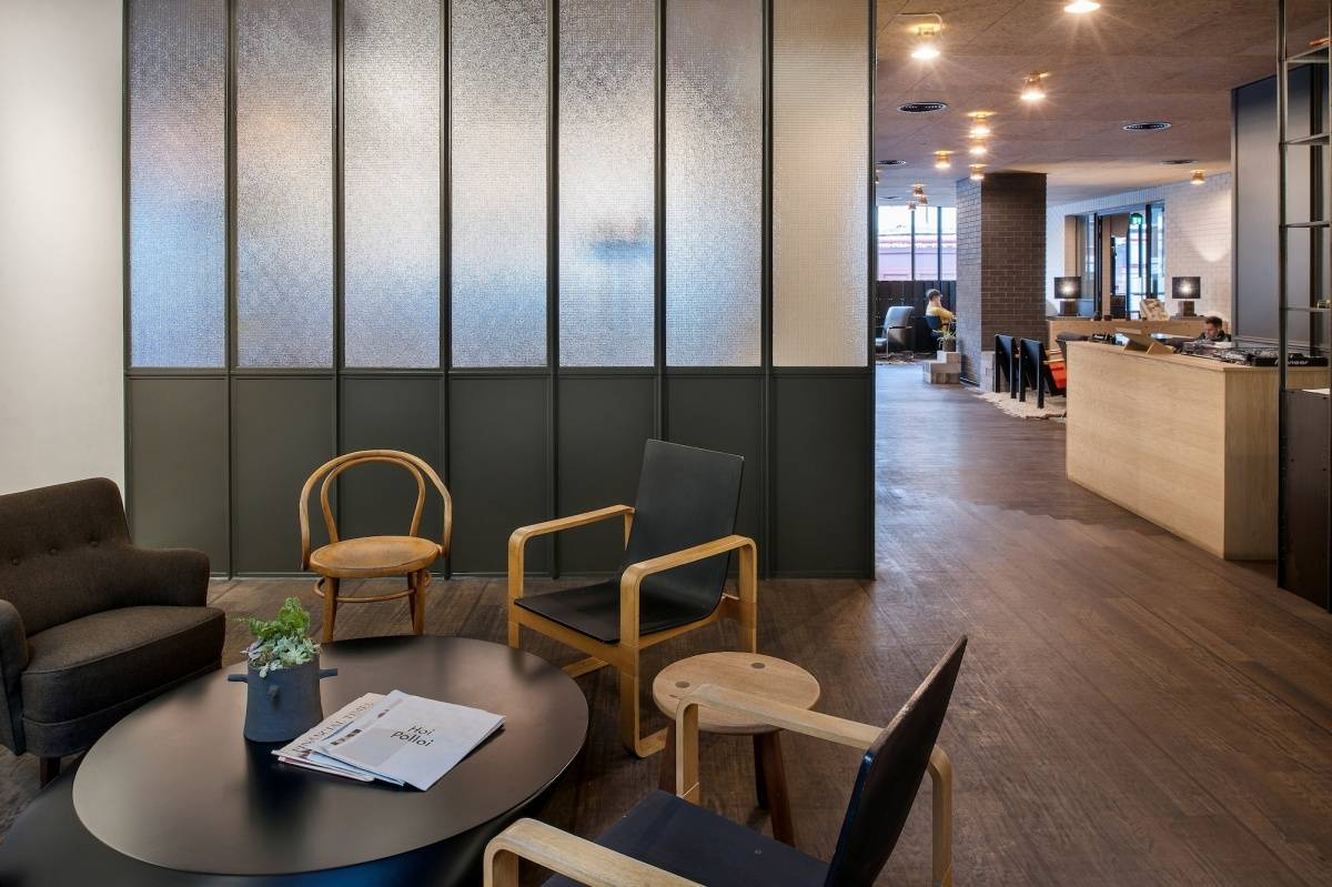 The ace hotel haute living for Ace hotel chicago design