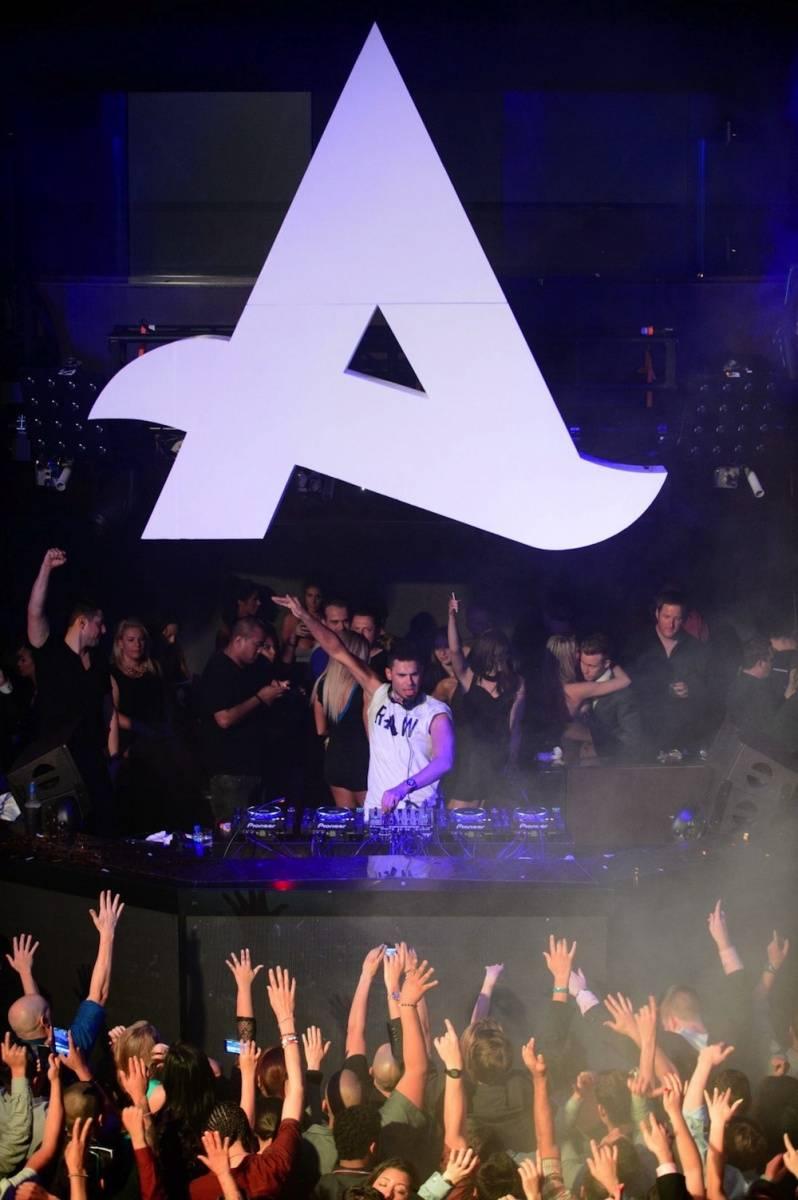 Afrojack 4_Hakkasan Las Vegas Nightclub