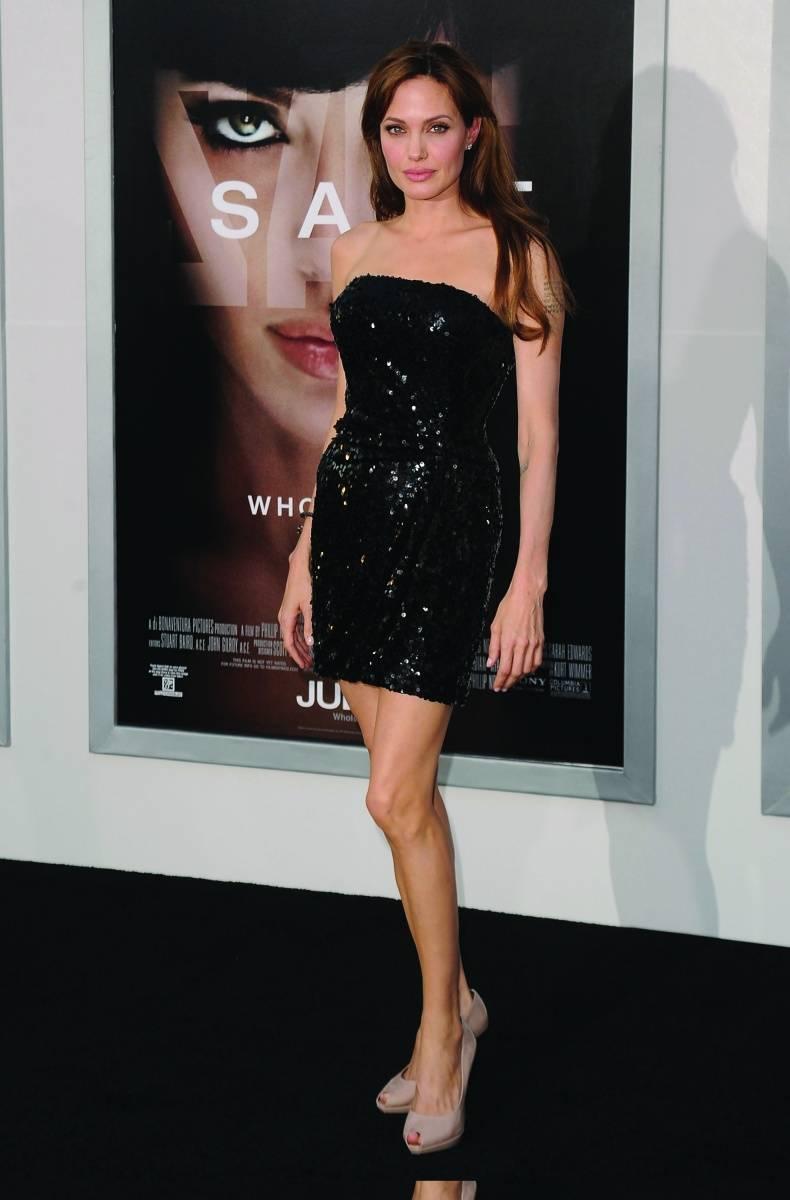 Angelina Jolie, credit Giorgio Armani