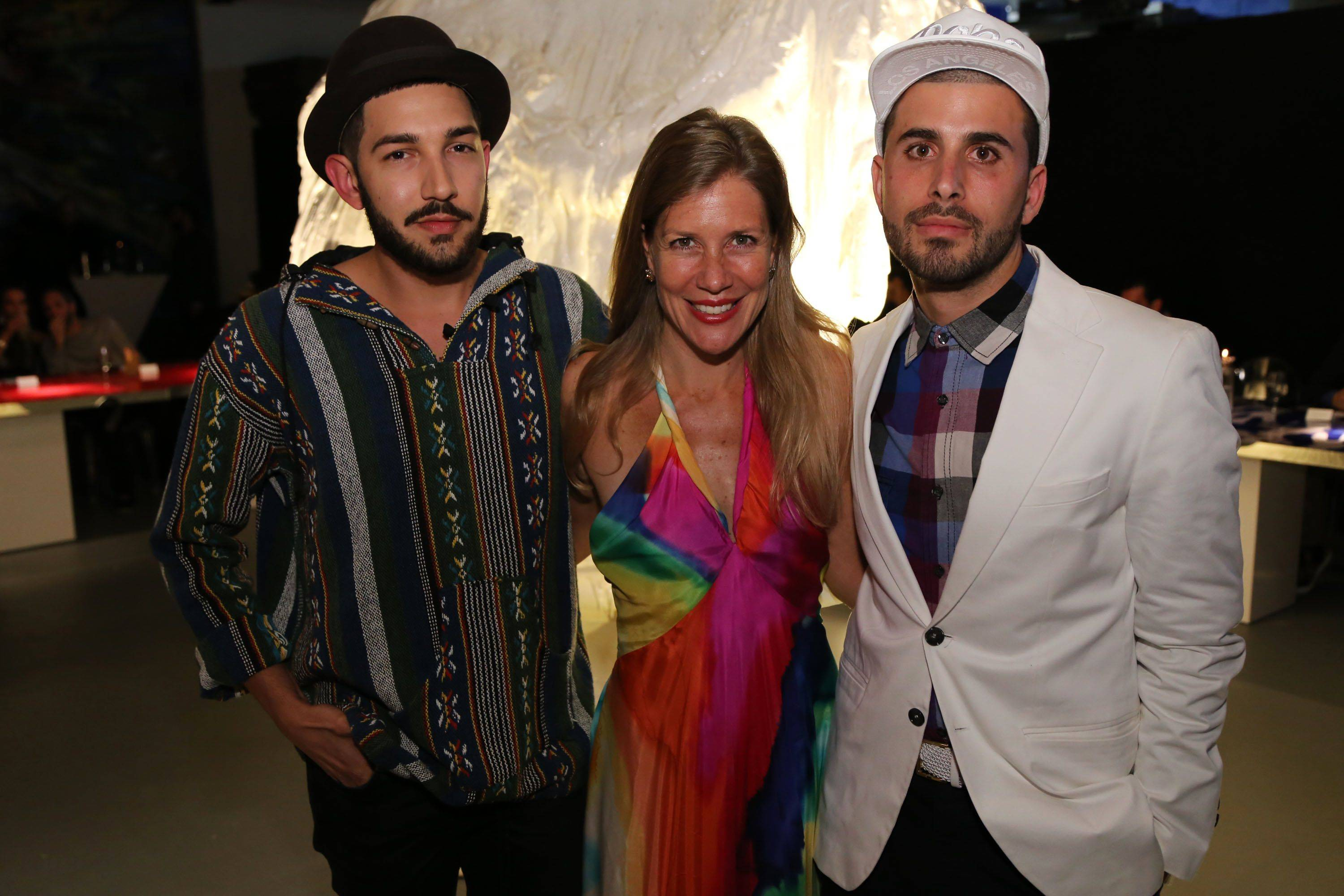 Anthony Spinello, Kathryn Mikesell, & Typoe1