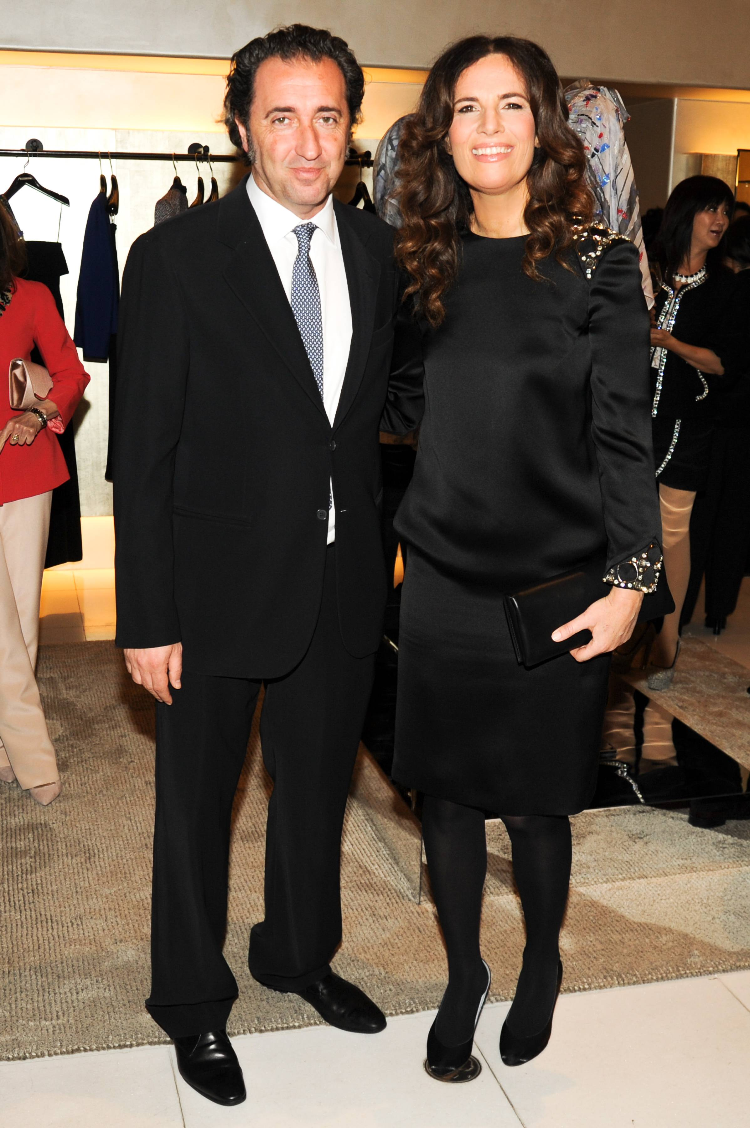 GIORGIO ARMANI Celebrates the 86th Annual Academy Award Nominations for Martin Scorsese and Paolo Sorrentino
