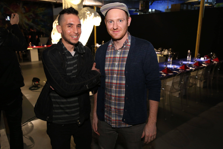 Ben Lotan & George Sylvain3
