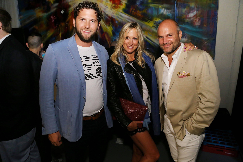 Bernard & Kimberly Schwartz, & Pablo De Ritis2